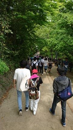【立川】平成29年度の高尾山へ④