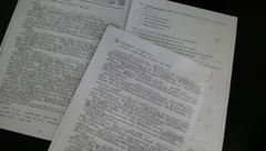 【立川】受験勉強を・・・!