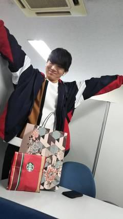 【立川】誕生日プレゼント+おまけ