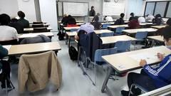 【立川】 後期単位認定試験スタート♪♪