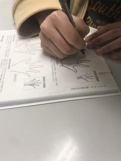 【立川】アナログイラスト「つけペン」