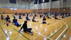【立川】体育レク 報告①