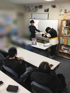 【立川】イラストコンテスト 表彰式