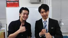 【立川】内田君が遊びに来てくれました!