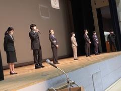 【立川】入学式を挙行しました!