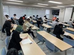 【立川】2年生のテストが行われました!