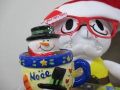 【高松】ひゅーにゃん実写「クリスマスグッズが増えてます♪」
