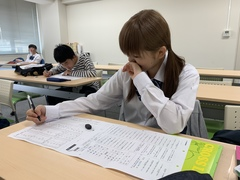【高松】漢字検定合格に向けて頑張ってます!