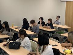 【高松】前期の終業式をしました!