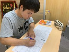 【高松】漢字検定の授業
