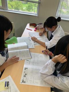 【高松】色々な勉強の仕方してます