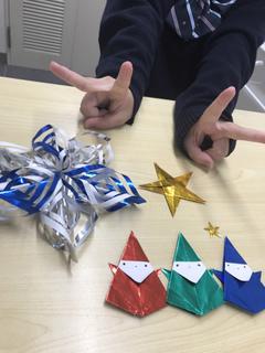 【高松】クリスマスの装飾!!