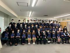 【高松】卒業式しました♪