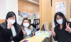 【高松】卒業生が来てくれました(*^^)v