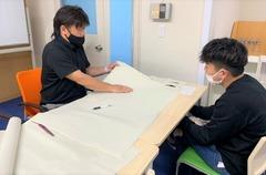 【高松】インテリア職人の授業(*'ω'*)