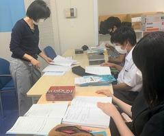 【高松】進学コースの授業やってます