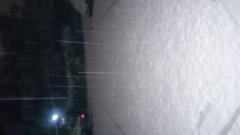 先週は雪で大変でしたね~@高崎学習センター
