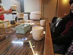 【高崎】本町カフェの様子