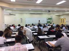 【高崎】前期試験 がんばってます