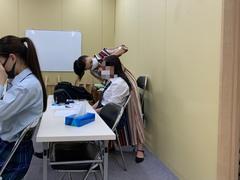 【高崎】メイクの授業