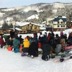 スノーボード無料レッスン開催!(初心者もOK)