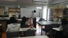 マンガ【中3】第一回トライアルスクールの様子★