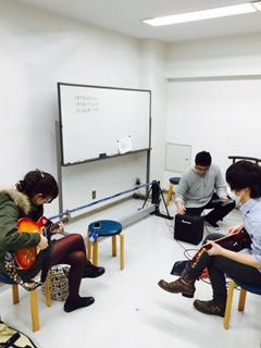 【東京学習センター】軽音部始動★