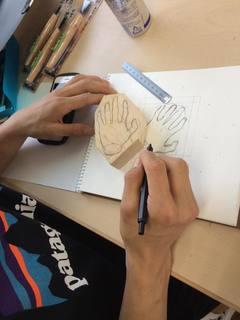 【東京】デザイン芸術コース。好きなものを作る!