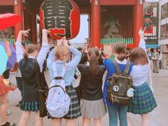 【東京】浅草散策に行ってきました♪