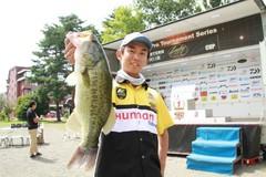 【東京】またユース学生が入賞!JB河口湖A第3戦 ラッキークラフトCUP