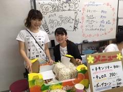 【東京】年に一度の❤学園祭がありました\(^o^)/