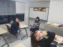 【東京】保育コース授業の様子^^