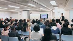 【東京】15日から授業開始!~保護者会を実施しました!~