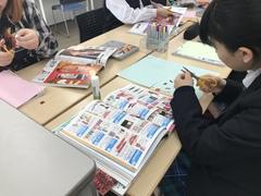 【東京】新学期スタート!!~メイク美容コース授業風景☆~