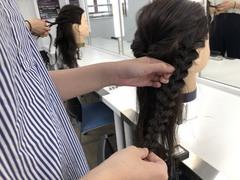 【東京】浴衣に似合うヘアアレンジ体験Part2開催♪