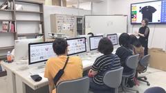 【東京】デザイン&ファッション体験授業開催します★