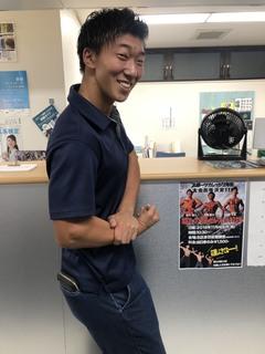 【卒業生情報★】卒業生がコンテスト(フィジーク)にエントリーします!!
