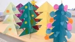 【東京】保育コースの学生がクリスマスオーナメントを作成しました♡