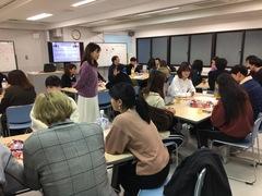 【東京】韓国人留学生と交流会開催しました(^^)