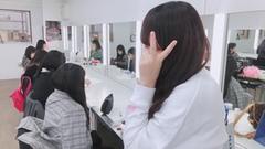 【東京】バレンタインメイク体験を実施しました❤⁺