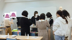 【東京】メイクの体験授業を開催しました✿