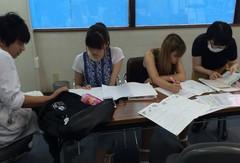 前期試験の直前対策中!@宇都宮学習センター