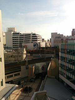 【四日市】教室からの眺めは最高です!