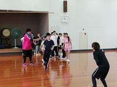 【四日市】体育の授業