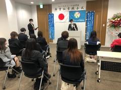 【四日市】卒業式
