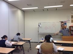 【横浜校】中学生お仕事体験!JOB FESTA開催!
