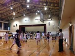 【横浜】バスケットボール部が神奈川ベスト4に!