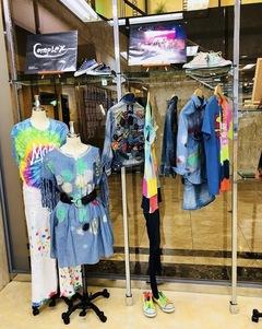 【横浜】ファッションショーの衣装展示