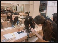 【横浜】ヘアメイクカレッジ ~ホットカーラーに挑戦~