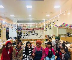 【横浜】ハロウィンパーティーのお知らせ